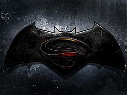 一直想 试着 做一个超蝙大战 logo   总算是 好的 差不多了,还有 细节 处理不好的