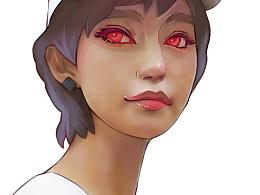 喜欢这个眼睛:eyes: