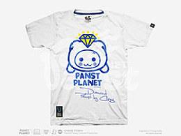 潘斯特主题T恤衫(2013年)