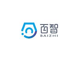 百智logo设计