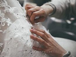 婚纱礼服工厂随拍
