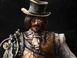 Captain-TheGoldenAgeOfSteamPunk!