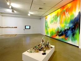 《五色音阶》-WonderMountain  Exhibition