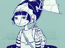 小旅行家贝莉