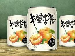 正昱设计 原创包装设计 马兰戈壁杏汁