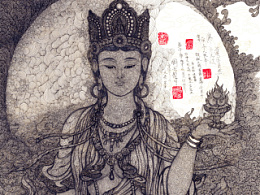 五台山金界寺第一宝《文殊菩萨》
