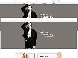 网页设计之网格练习