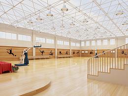 大瓦国篮球馆