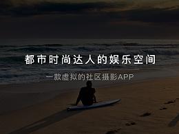 一款虚拟的娱乐社区APP