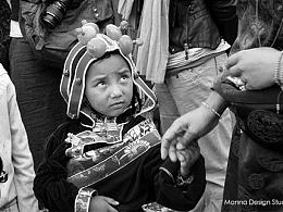 青海玉树的孩子-摄影作品