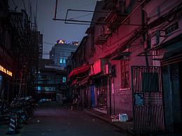 上海之夜 《微光城市》之八