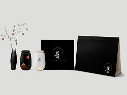 茶叶LOGO及包装设计