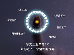 全景-华为工业4.0-H5