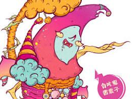 《衰神黎啦》人物画于封神榜原著里的一些真实小片段