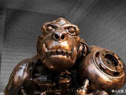 硬刃——《决战猩球》