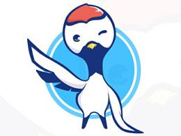 飞鹤吉祥物设计-鹤小飞