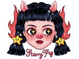 it's me-Starry Pig