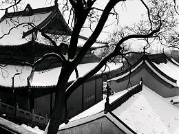 皖江徽州黑白胶片