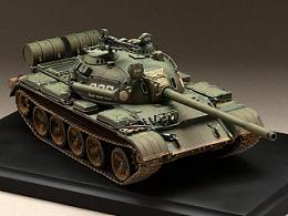战车第二发--《冷战铁熊T55》