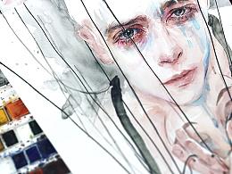 Without Mask | 摘下面具,你有多少眼泪?