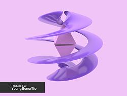 几何图形设计及动态演绎