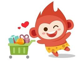 loading 小猴子