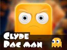 Clydeform吃豆人