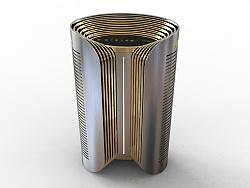 空气净化器概念设计