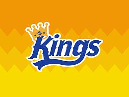 kings 球队包装设计