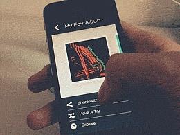 Form Project - My Fav Album