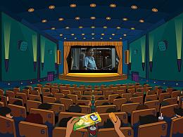 闲趣电影院