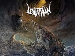 leviathan乐队封面创作过程
