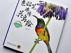 《色铅笔浓情花鸟绘(非洲篇)》