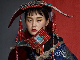 红景天|摄影|Gafa服装设计