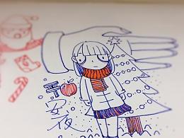 【画本子】