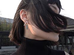 WOODSTONE 饰品系列——耳钉