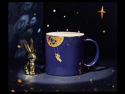小米有品中秋陶瓷杯设计