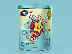 飞鹤「星飞帆 」系列产品包装