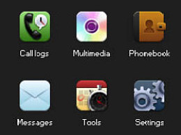 Mobile icons - iPhone Style