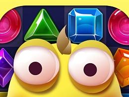 休闲游戏icon一枚