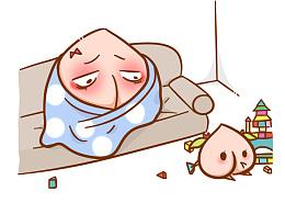 碧云小桃子系列漫画——侄女的爱