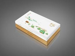 东方道小产区野生茶包装设计和霍山黄芽生长地考察