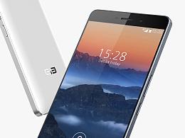 P9000Lite手机产品页面