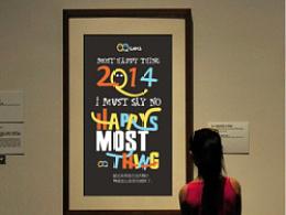 2014海报设计