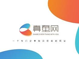 【真蚕网品牌logo案例】
