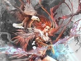 《焚天之怒》——猎羽