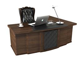 俗气办公桌渲染