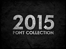 2015字体设计合集