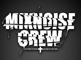 #mix noise crew 2014#weed420!