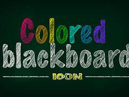 Coloredblackboard